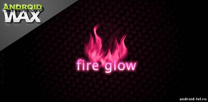 Fire Glow Live Wallpaper