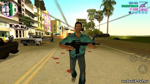 Второй скриншот GTA (Grand Theft Auto: Vice City): Vice City