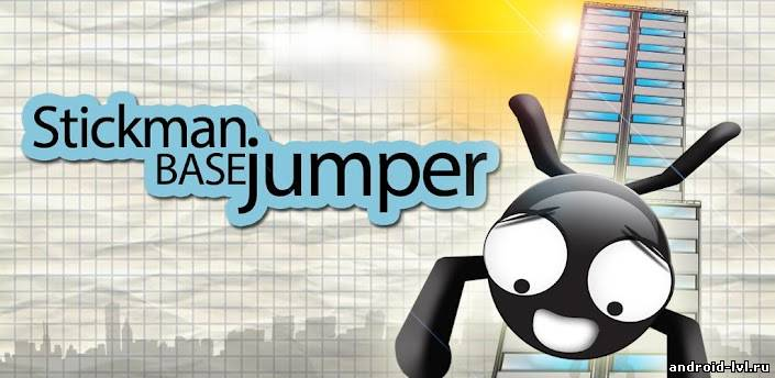 Stickman Base Jumper