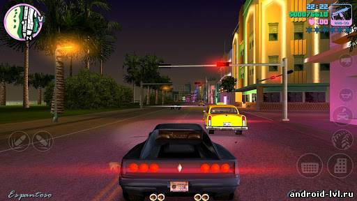Первый скриншот GTA (Grand Theft Auto: Vice City): Vice City