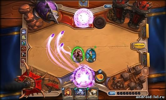 Второй скриншот Hearthstone: Heroes of Warcraft